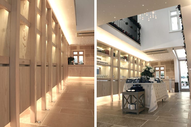 Serena Linley Provence - 4:  Commercial Spaces by Jonathan Clark Architects