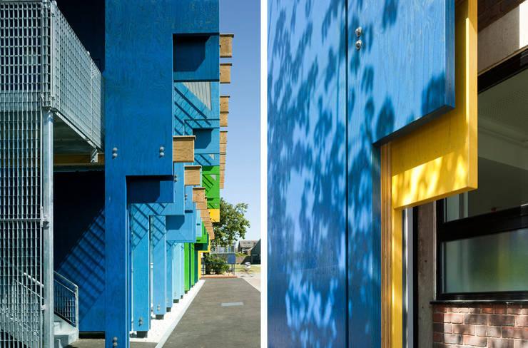 Longford Community School - New Library - 6:  Schools by Jonathan Clark Architects