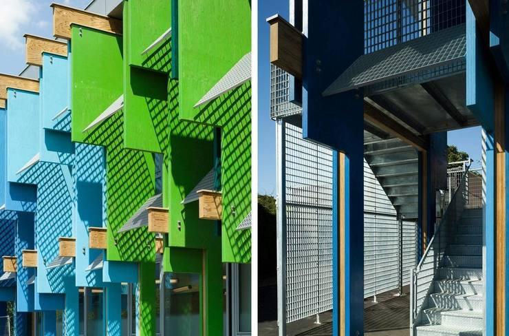 Longford Community School - New Library - 7:  Schools by Jonathan Clark Architects