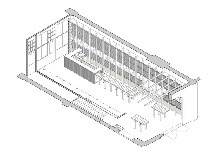 Tea Smith - 5:   by Jonathan Clark Architects