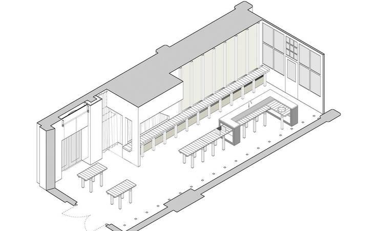 Tea Smith - 8:   by Jonathan Clark Architects