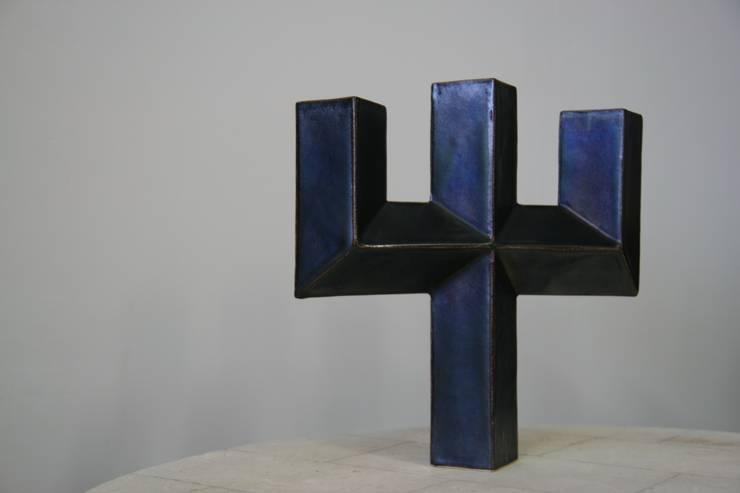 Trident :  Kunst  door Barst! Keramiek