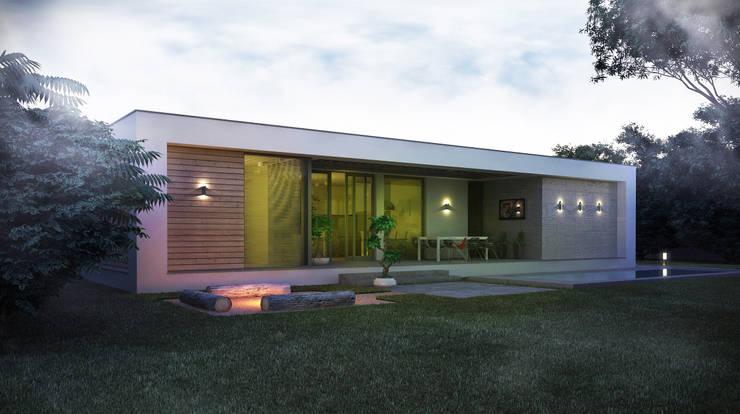 Дом Холостяка 2: Дома в . Автор – Sboev3_Architect