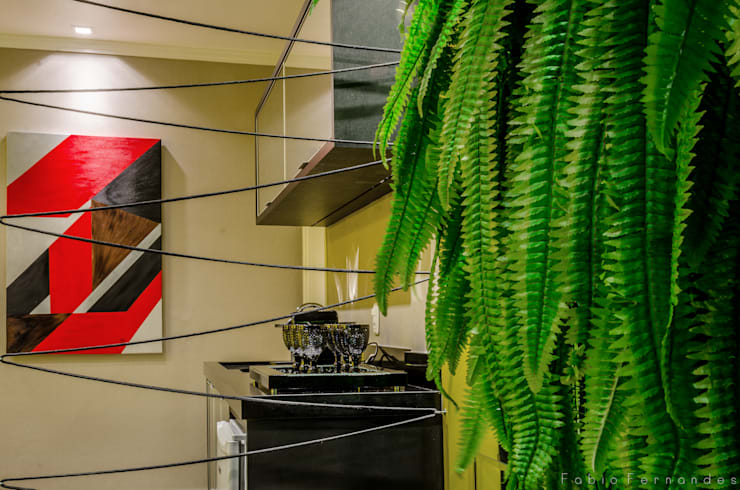 Studio Diego Duracenski interiores: Espaços comerciais  por Studio Diego Duracenski Interiores