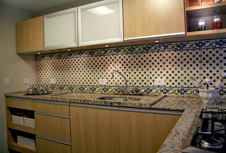 Cozinha: Cozinhas  por Graf Arquitetura & Interiores