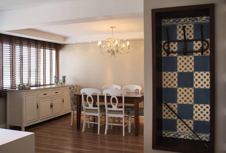 Sala de Jantar: Salas de jantar  por Graf Arquitetura & Interiores
