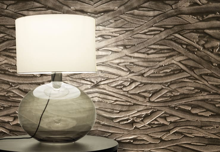 NOBILIS: Pareti & Pavimenti in stile in stile Moderno di SPIVER - ARTHE Decorative Line