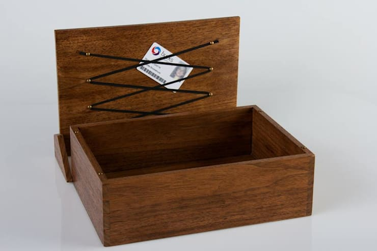 Keepsake Box:  Study/office by Brocklehurst Furniture