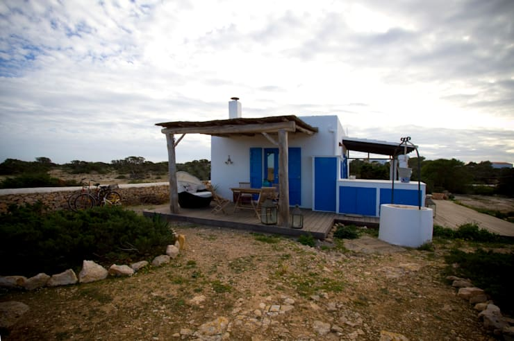 Casas de estilo  por xavi requeno