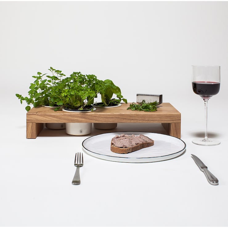Projekty,  Kuchnia zaprojektowane przez Jörg Brachmann Dipl. Designer (FH)