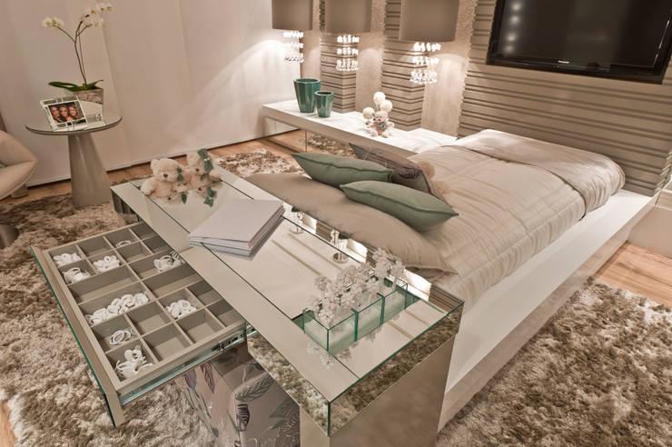 Детские комнаты в . Автор – Rolim de Moura Arquitetura e Interiores