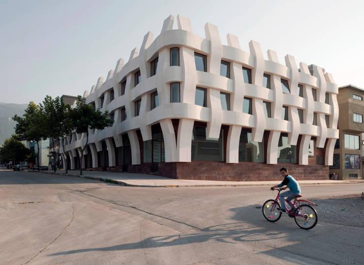 BINAA  – Argul Weave :  tarz Ofis Alanları