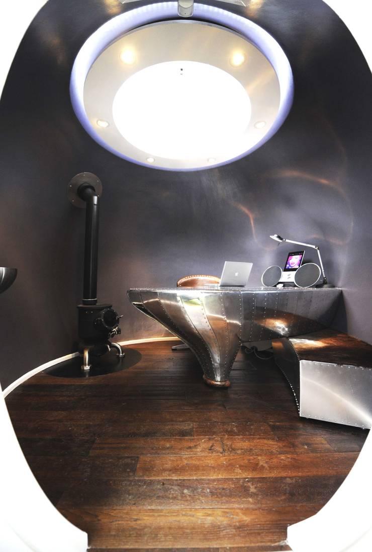 3m Pod :  Study/office by Archipod
