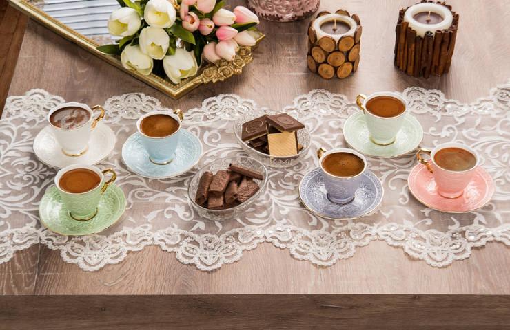 Home Sweet Home – Inverno Kahve Fincan Takımı : klasik tarz tarz Mutfak