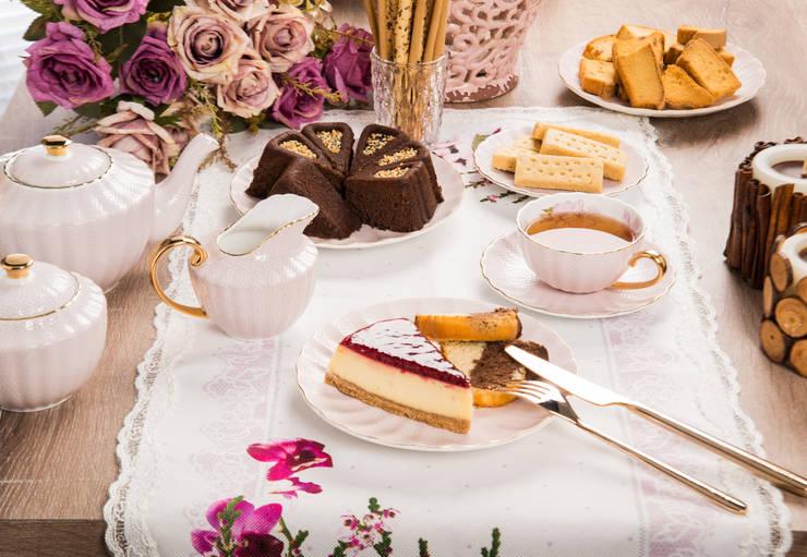 Home Sweet Home – Inverno Çay & Kahve Serisi : klasik tarz tarz Mutfak