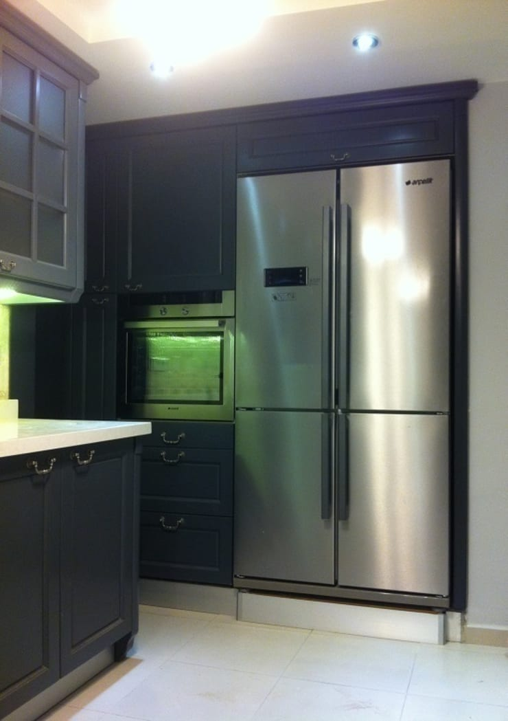 istanbul mutfakart – istanbul mutfakart: minimal tarz tarz Mutfak