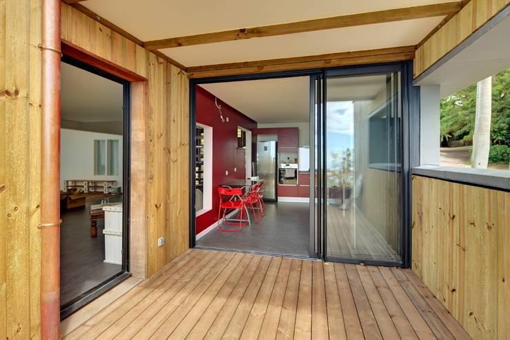 廚房 by T&T architecture