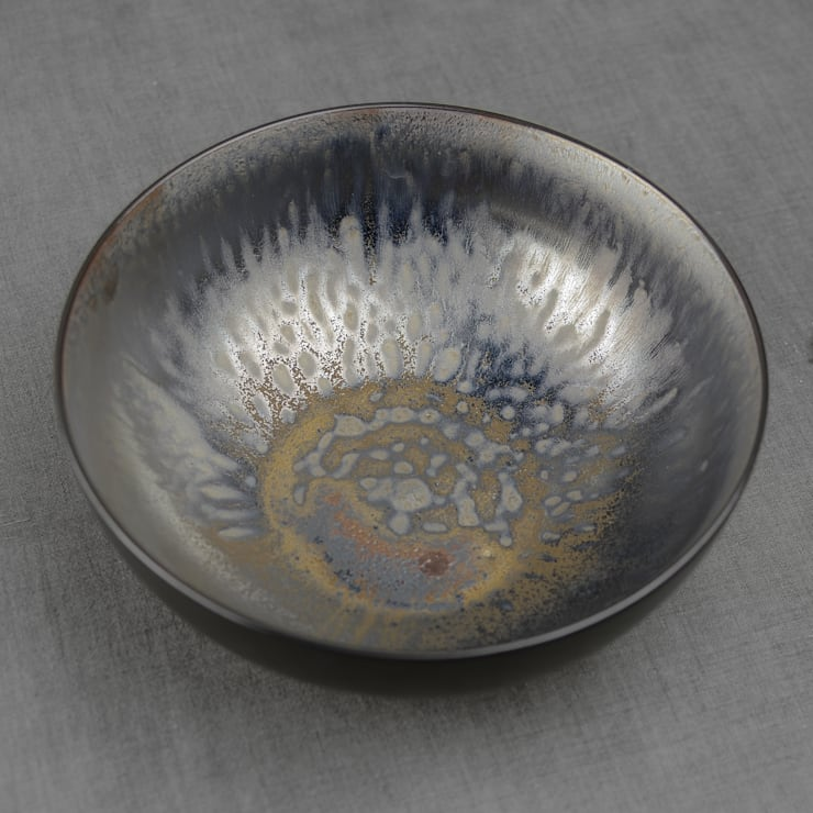 Metallic Glaze Rustic Classic Bowl:  Kitchen by Nom Living