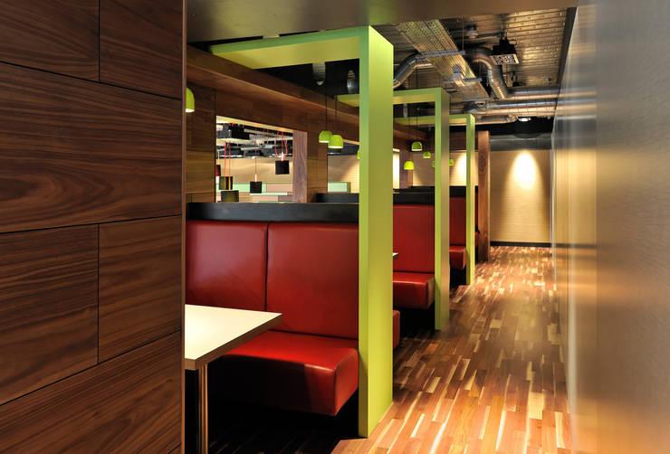 Tinderbox - Spitalfields - 4:  Gastronomy by Jonathan Clark Architects