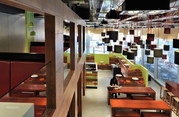 Tinderbox - Spitalfields - 5:  Gastronomy by Jonathan Clark Architects