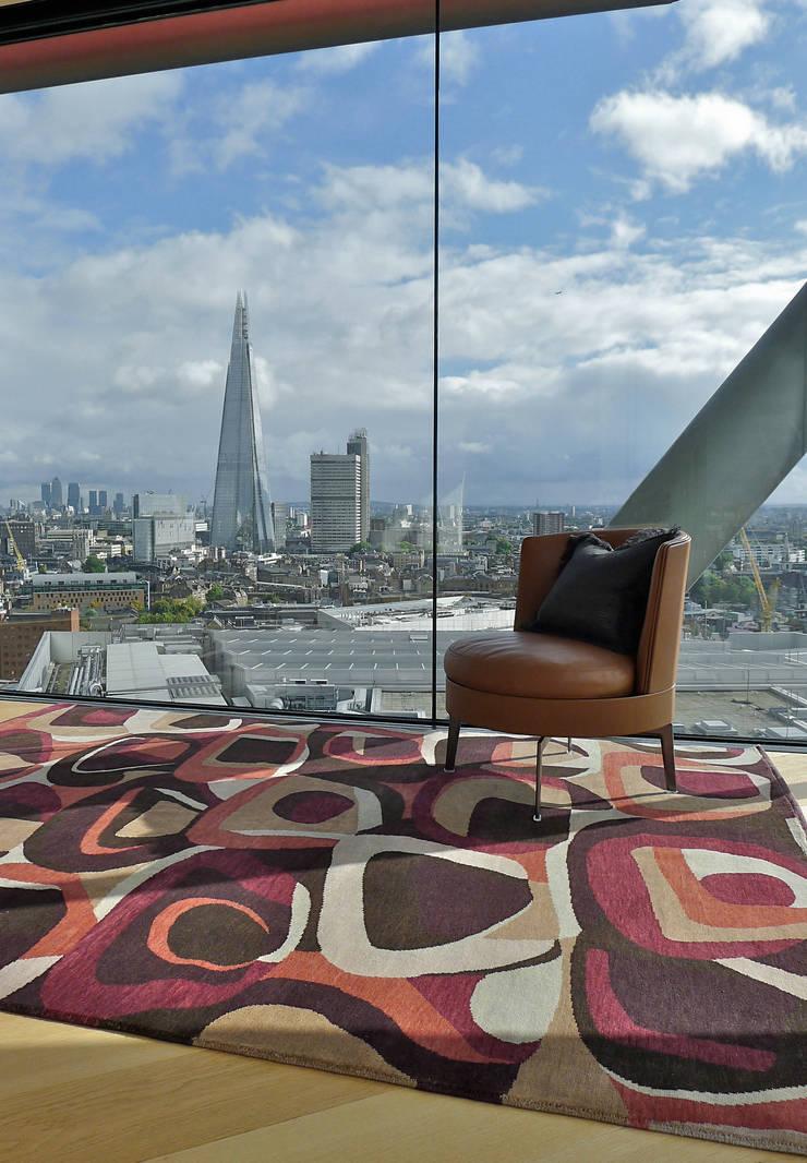 Padina Shard:  Living room by Gideon Hatch