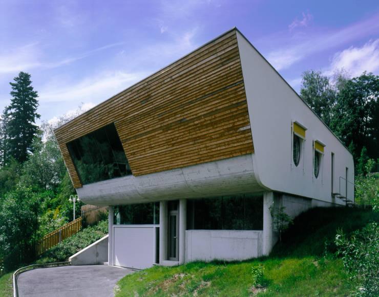 Haus F:  Häuser von Architekt Daniel Fügenschuh ZT GMBH