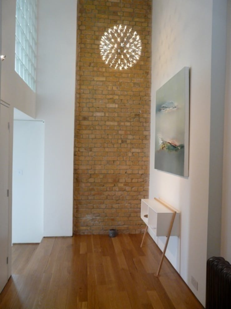 Private Client:  Corridor & hallway by And Then Design Limited