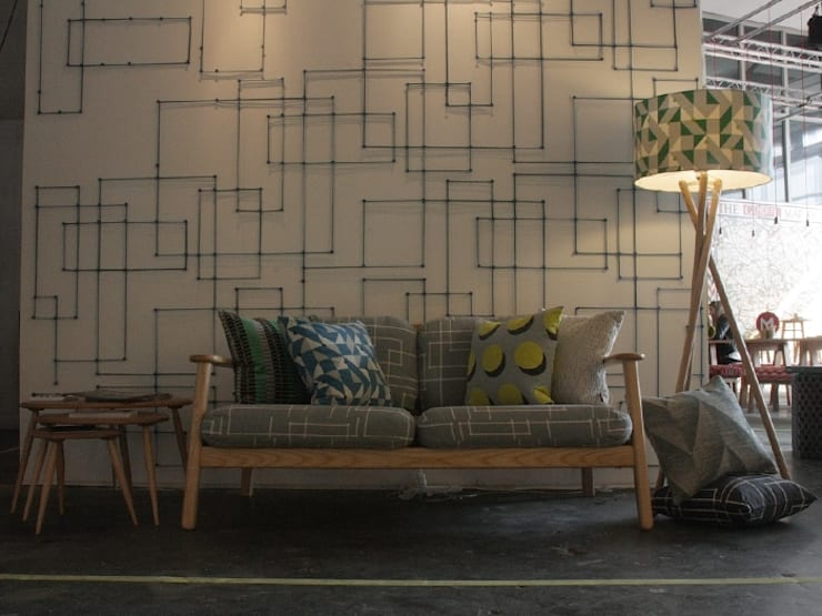 And Then + Kirkby Design:  Commercial Spaces by And Then Design Limited