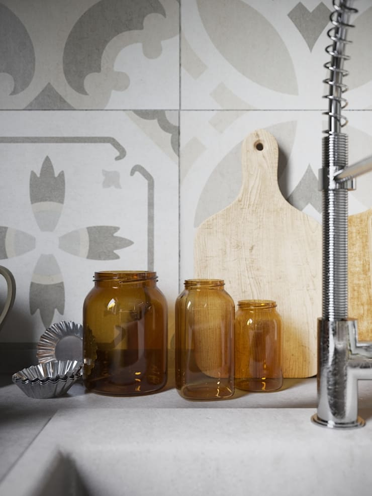 Квартира в стиле пост-модерн: Кухни в . Автор – Denis Krasikov