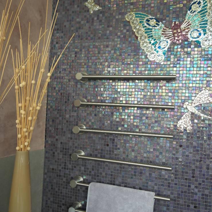 Mosaike in bunter Vielfalt:   von Keramostone