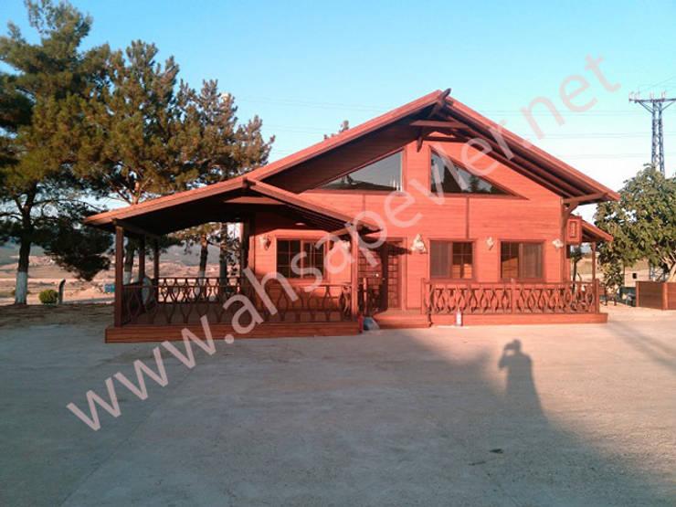 บ้านและที่อยู่อาศัย by AZRA AHŞAP EVLER