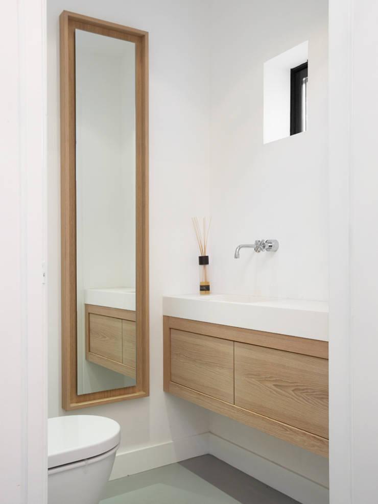 Badkamer Bloemendaal Baden Baden Interior :  Badkamer door Baden Baden Interior, Modern