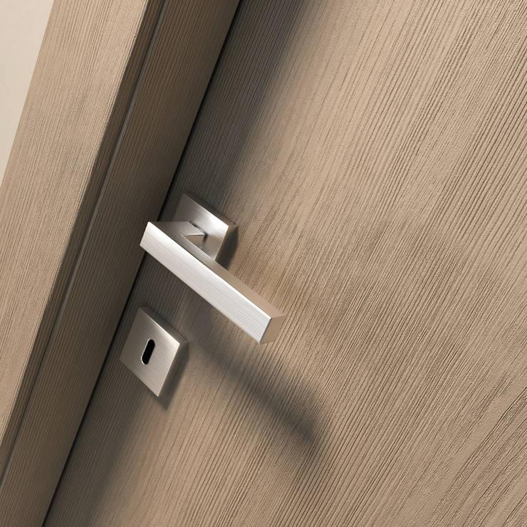 Puertas y ventanas de estilo moderno por lorenzo5