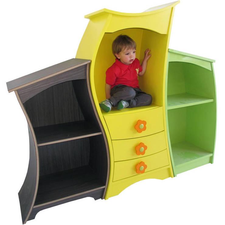 Детская комната в . Автор – Mueblesymenaje