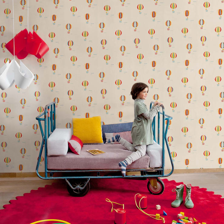 Cosas Minimas Wallpaper ref 2300094:  Walls & flooring by Paper Moon
