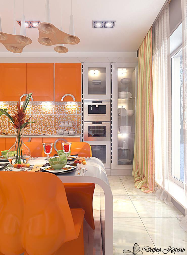 Studio: Кухни в . Автор – Your royal design