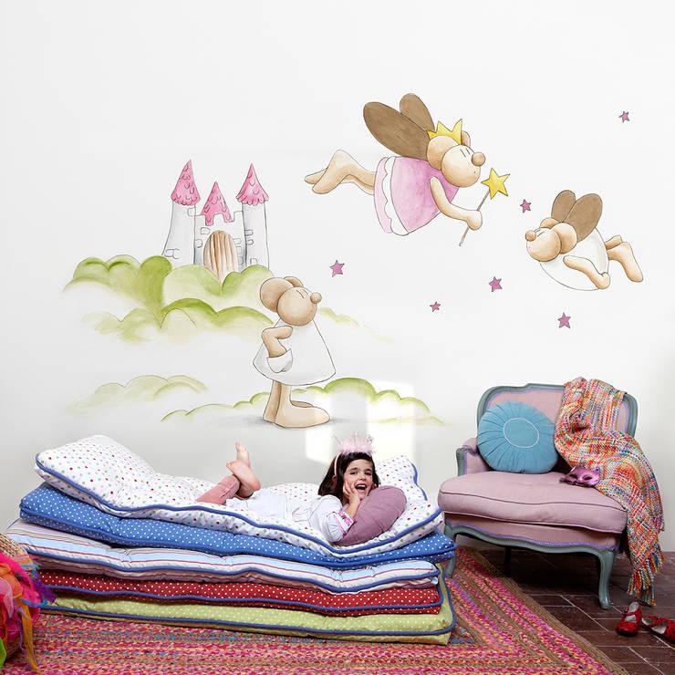 Pilar Burguet Mural ref 3400073:  Walls & flooring by Paper Moon