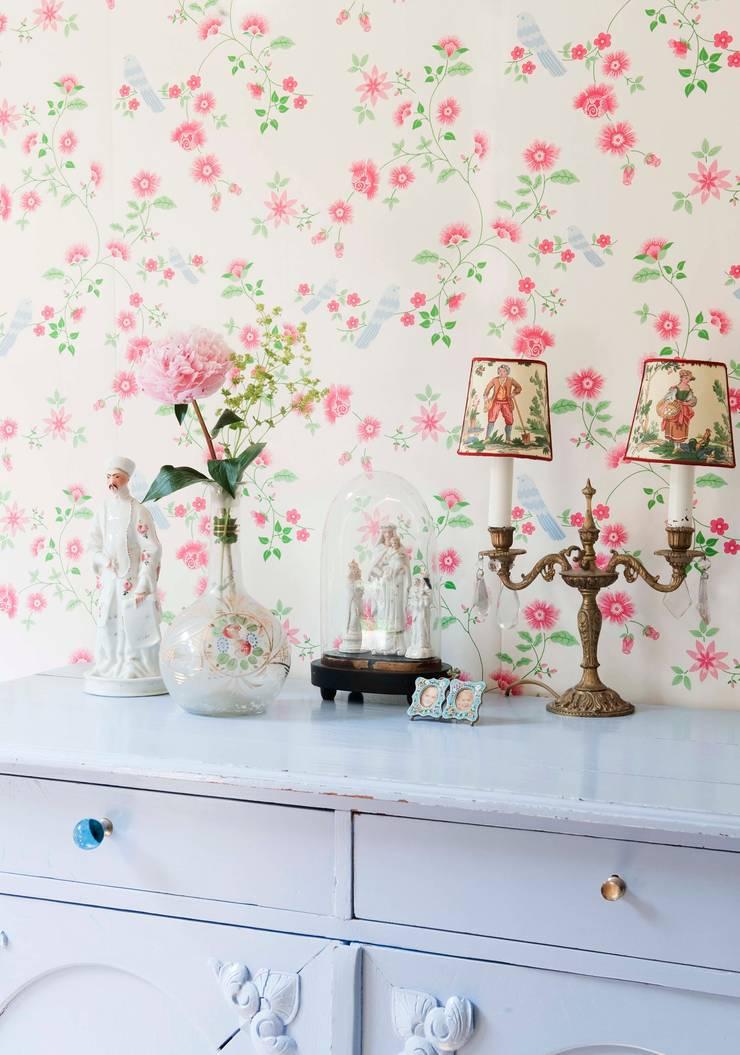 Room Seven Wallpaper ref 2000114:  Walls & flooring by Paper Moon