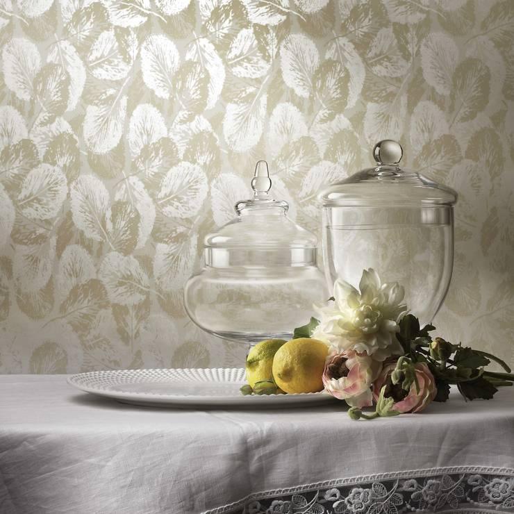 Quod II Wallpaper ref 253 C05:  Walls & flooring by Paper Moon