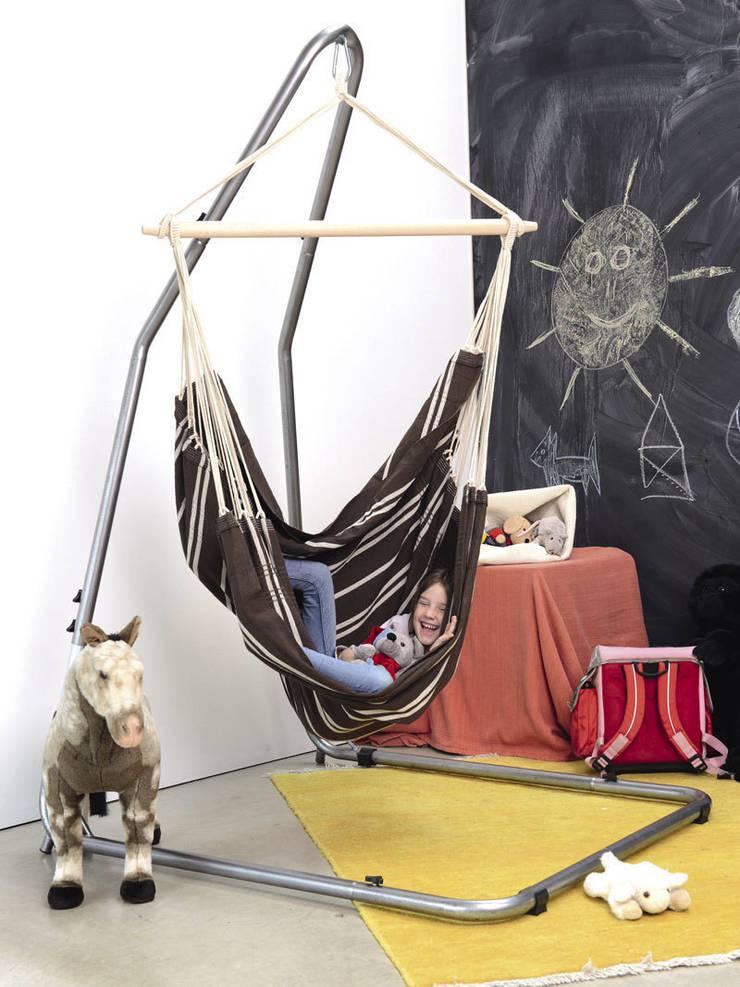 Fotel wiszący Brasil  Mocca marki Amazonas: styl , w kategorii Pokój dziecięcy zaprojektowany przez Sklep Internetowy Kiddyfave.pl,