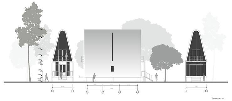 Фасады:  в . Автор – much_space