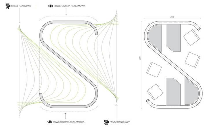 Stoisko firmowe Professional: styl , w kategorii  zaprojektowany przez musk collective design