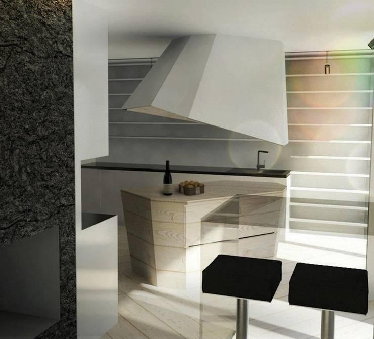 M24: styl , w kategorii Kuchnia zaprojektowany przez musk collective design