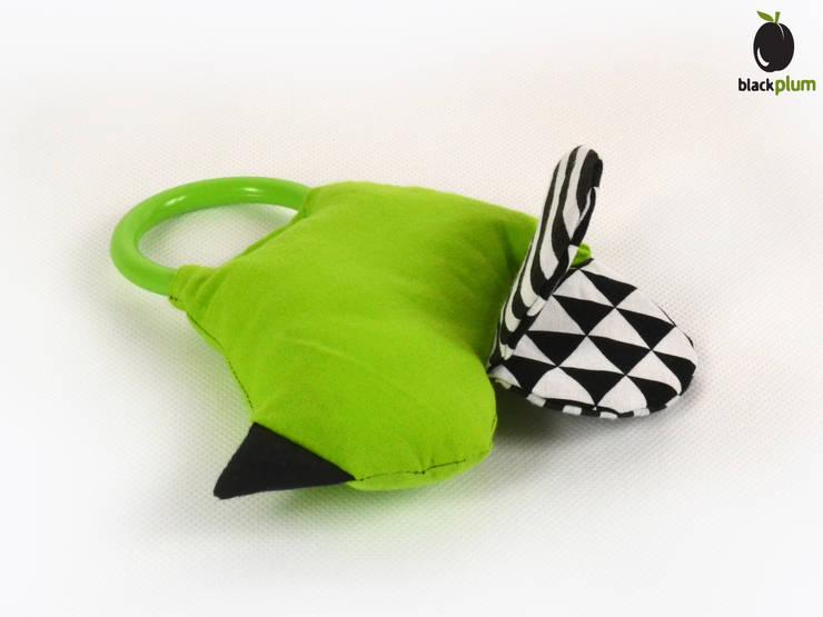 Ptarzek Marzyciel: styl , w kategorii Pokój dziecięcy zaprojektowany przez Black Plum