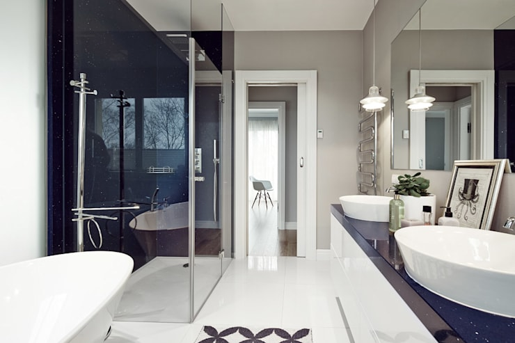 AvoCADo が手掛けた浴室