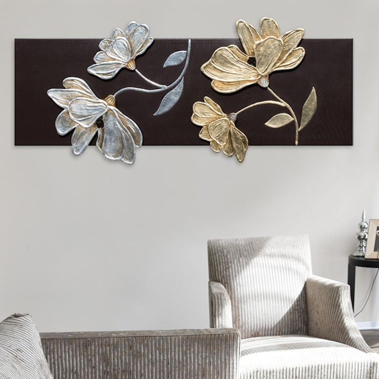 QUADRI PINTDECOR: Casa in stile  di TECNO ARREDO 3 SHOP