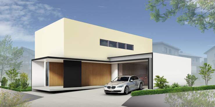 O.HOUSE: 河崎建築計画事務所が手掛けた家です。
