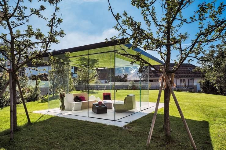 Сады в . Автор – Glas Marte