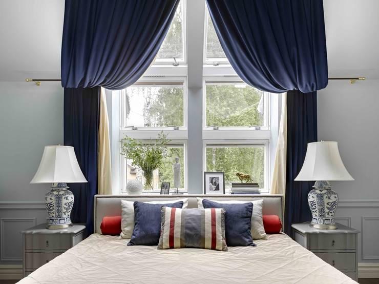 Спальня: Спальни в . Автор – Chdecoration