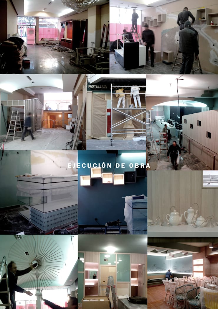 durante la obra : Bares y Clubs de estilo  de interior03